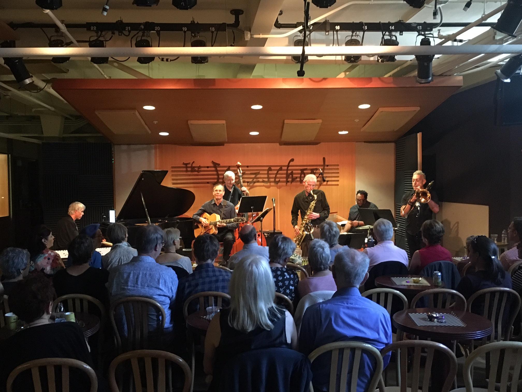 Jazz School Perf Berkeley
