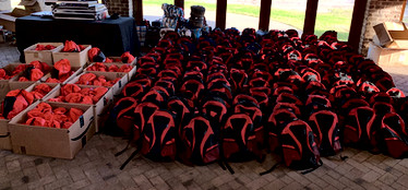 Nearly 300 HVSD Kits