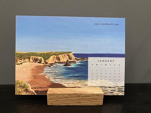 2021 Easel Calendar