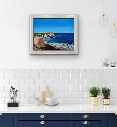 Davenport Beach - Print