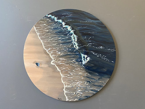 Waters of Chris' Cove (20 inch round)