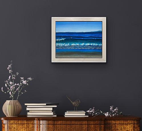 Spanish Bay Beach - Print