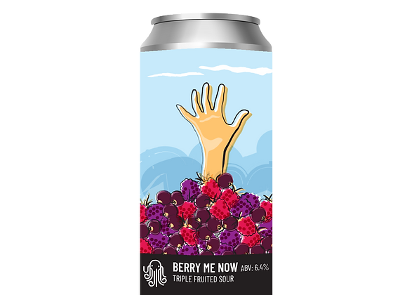 Berry Me  Now Triple Fruited Sour