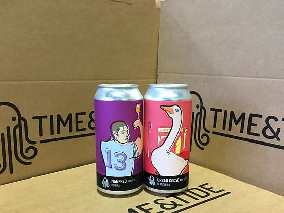 The Man-Goose Box (24 x 440ml cans)