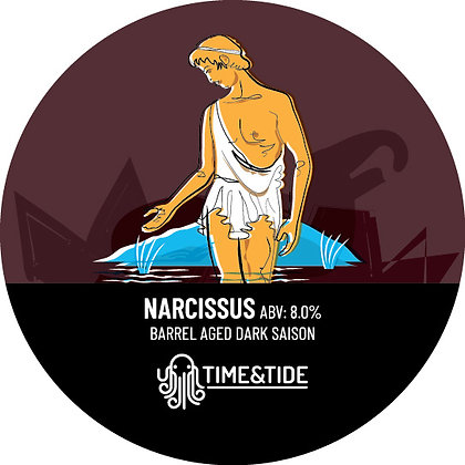 BA Narcissus 8% ABV