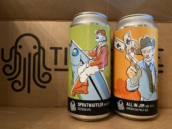 The Jim-Waffler Box (24 x 440ml cans)
