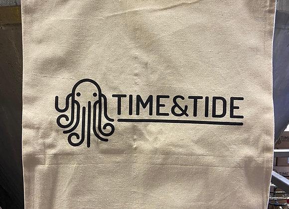 Time & Tide Tote Bag