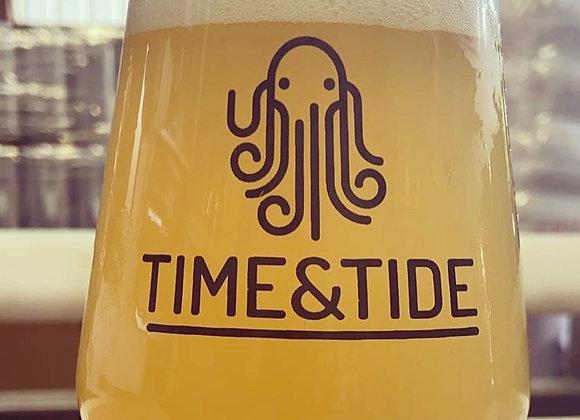 Branded 15.5oz T&T Stemless Glass