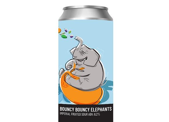 Bouncy Bouncy Elephants