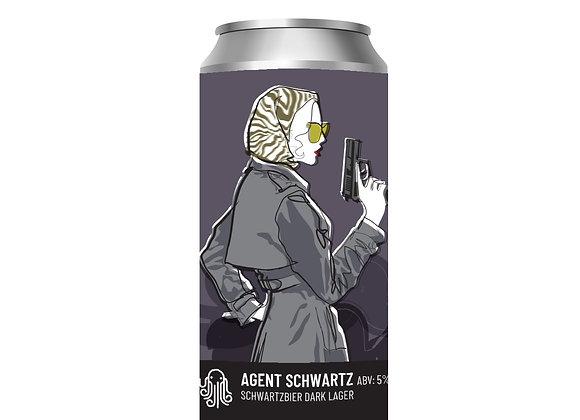 Agent Schwartz (Dark Lager)