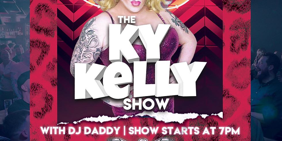 KY Kelly does Sunday Service, Late