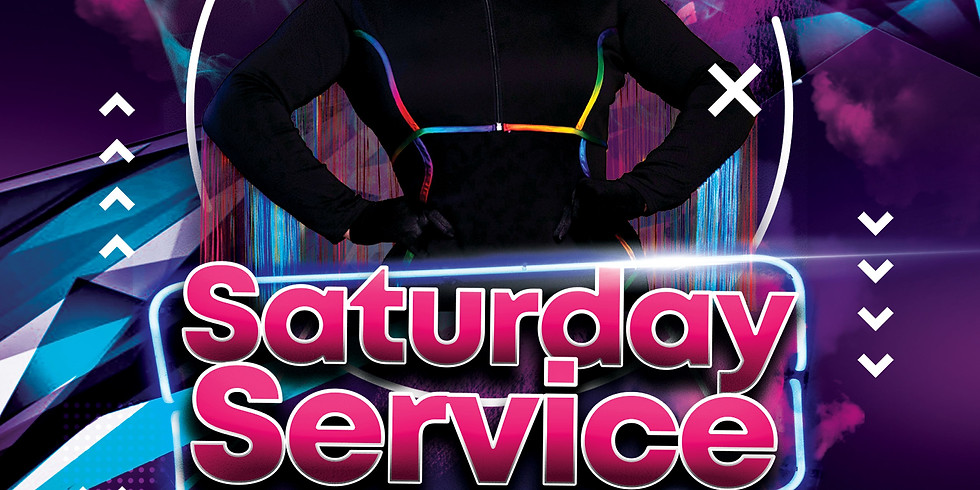 Danny Beard does Saturday Service, Late