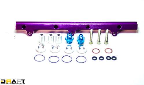 Flauta de combustível honda VTI B16
