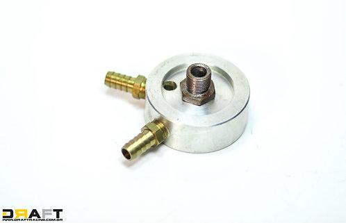 Flange radiador óleo ap