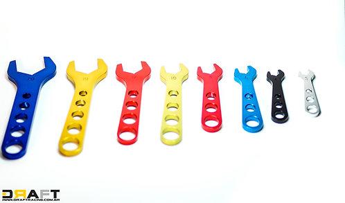Kit de chaves para conexão - Alumínio Billet