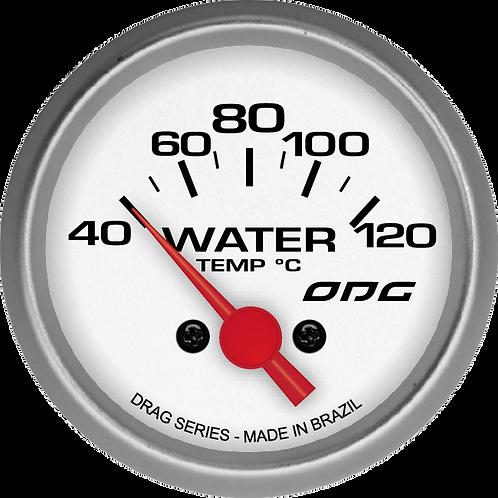 Manômetro de temp água