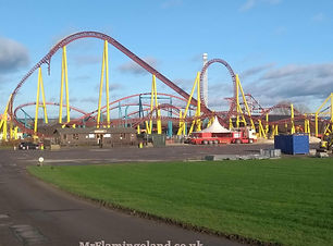 Mr Flamingoland New ride January 2020 b.