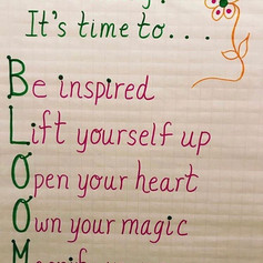 It's so important to start the day with positivity and mindfulness. This Morning Message reminds us of to focus on what's important.