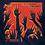 Thumbnail: JCSK -Hands Red/Yellow on Dark Shirt