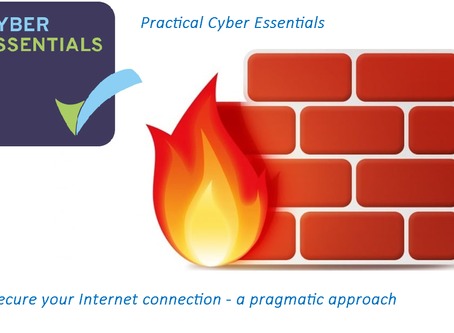 Cyber Essentials - Secure your Internet connection