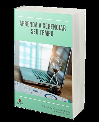 E-book   Aprenda a gerenciar o seu tempo