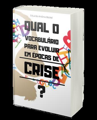E-book | Vocabulário para épocas de crise