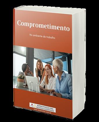 E-book | Comprometimento no ambiente de trabalho