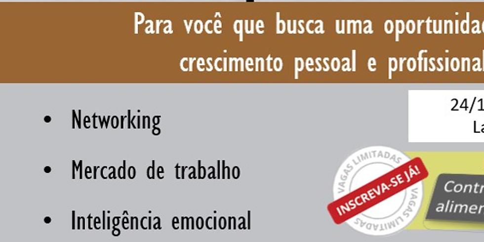 Workshop Café e Carreira