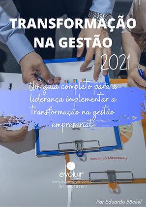 E-book | Transformação na Gestão 2021