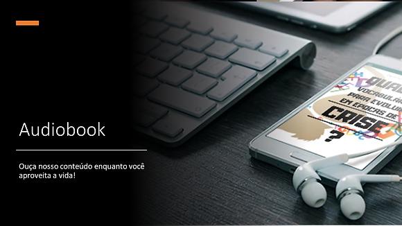 Audiobook | Vocabulário para evoluir em épocas de crise.