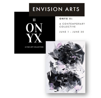 'Figments' artwork featured in online exhibition by Envision Arts