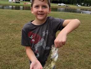 Kids Fishing Day!