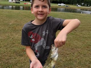 Kids Fishing Day!