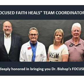 Focused Faith Heals