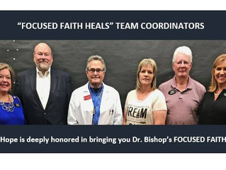 Focused Faith Heals