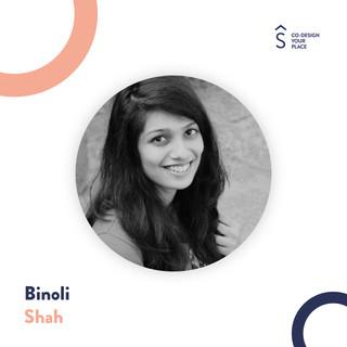 Binoli Shah