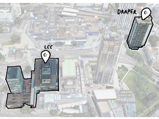 Case study: Draper Together (Charity); Elephant & Castle, London