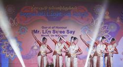 Deepavali Light Event Photography