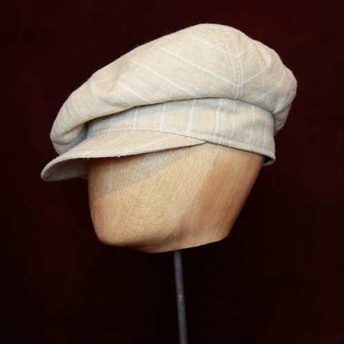Garvey cloth cap