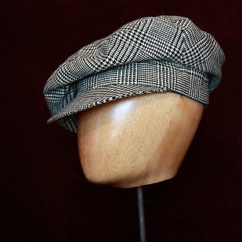 Garvey cloth cap