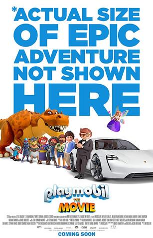 Playmobile: The Movie (2019)