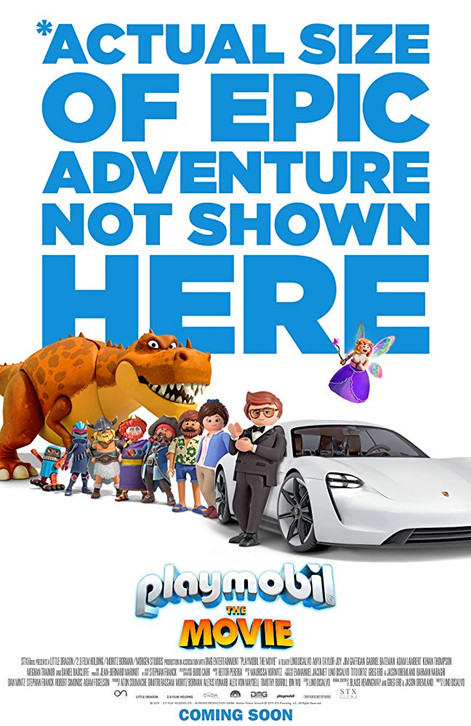 Playmobile: The Movie (2019)