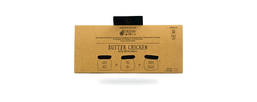 Butter Chicken Curry Kit