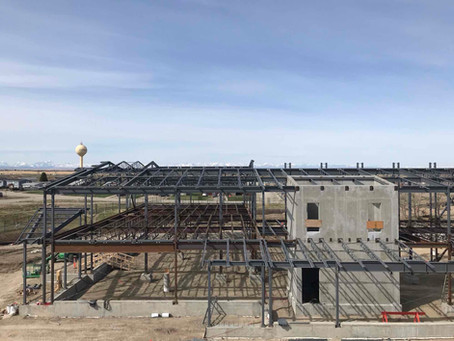 Red Crow Community College New Campus Project Update - June 15, 2021