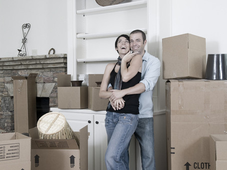 Moving home? Don't forget to let everyone know!