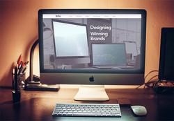 אתר תדמית בוויקס לחברת עיצוב