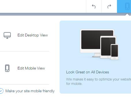 גישה לעורך התצוגה במכשירים ניידים(mobile-editor)