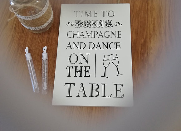 Cedulka - Time to Drink & Dance