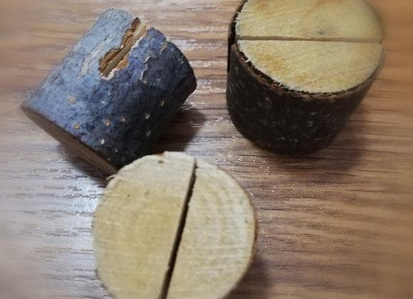 Mini dřevěné stojánky