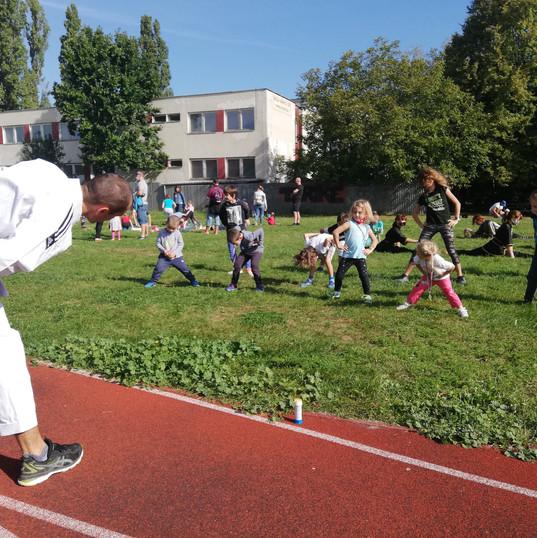 Sportovní den RC Ráčik Bratislava 19.9.2020